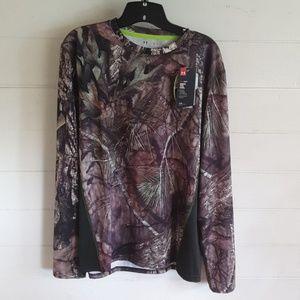 Under Armour Camo Scent Control Shirt